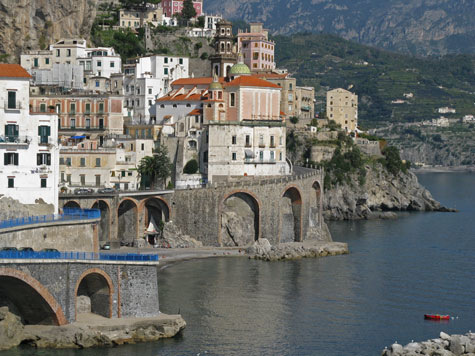 The Amalfi Coast - Amalfi Italy