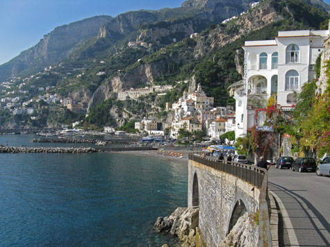 Amalfi Italy Tourist Attractions