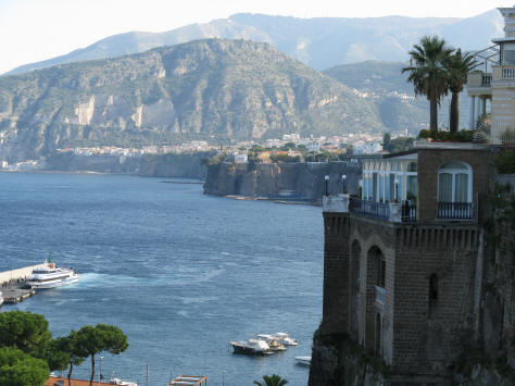 Hotels in Sorrento Italy